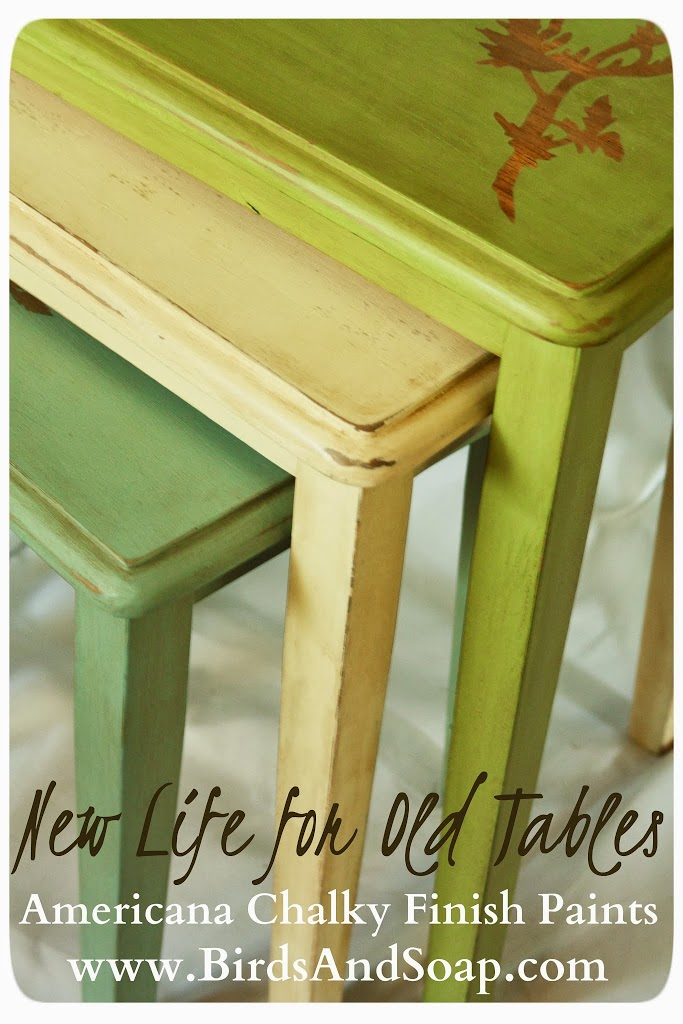New Life for Nesting Tables