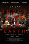 20,000 Days On Earth - poster - lr