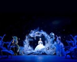 BREVIEW: Cinderella @ Hippodrome 15-25.02.15
