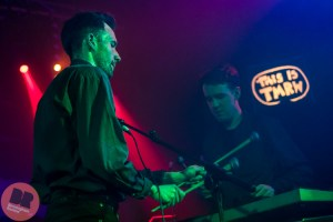 BREVIEW: Dutch Uncles @ Hare & Hounds 06.03.17 / Denise Wilson – Birmingham Review