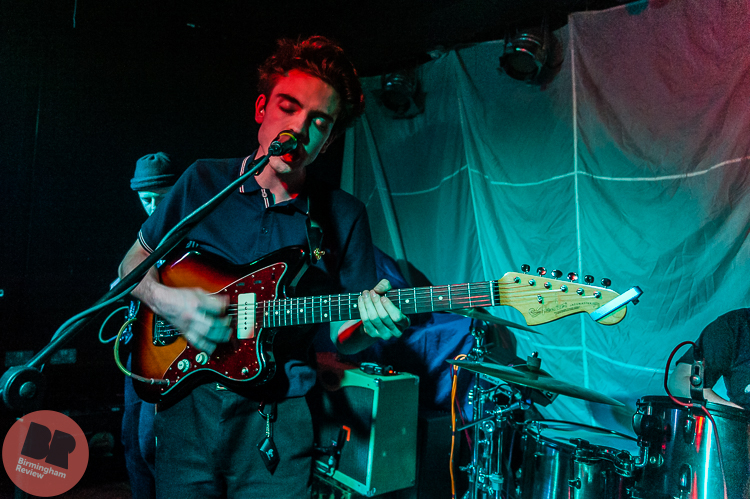 Jaws (special guests) @ Counteract's 7th Birthday 22.04.17 / Rob Hadley - Birmingham Review