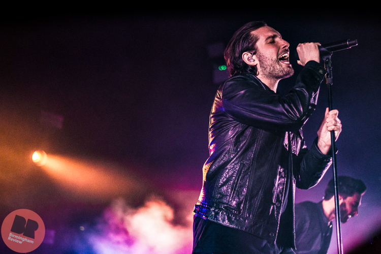 THE GALLERY: You Me At Six @ O2 Academy (B'ham) 10.04.17 / Eleanor Sutcliffe - Birmingham Review