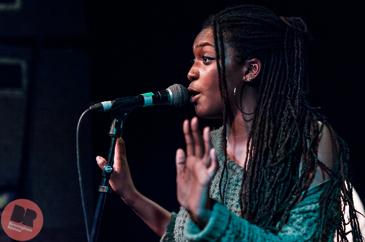 THE GALLERY: Dee Ajayi – supporting Ed Geater @ Hare & Hounds 24.03.17 / Rob Hadley - Birmingham Review