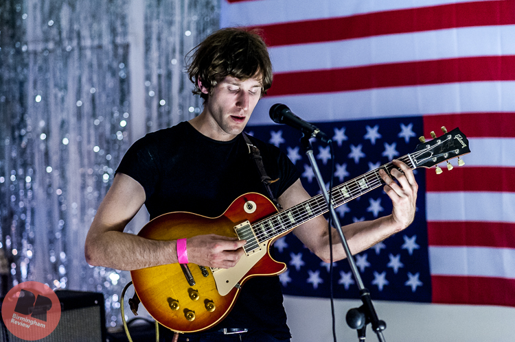 THE GALLERY: Charlie Boyer – supporting The Hungry Ghosts @ Centrala 22.07.17 / Rob Hadley – Birmingham Review