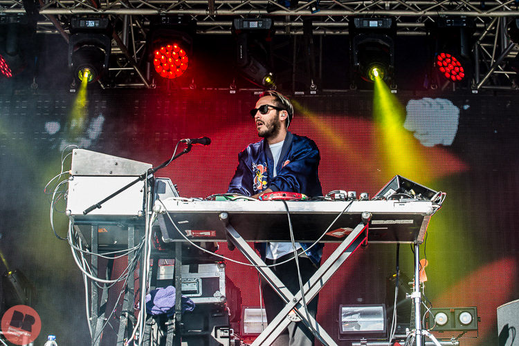 Jagwar Ma - Beyond The Tracks @ Eastside Park 15.09.17 / Denise Wilson - Birmingham Review