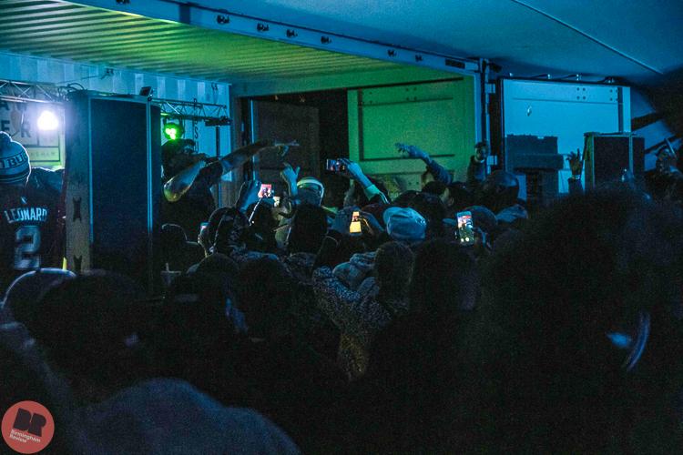 KRS-One @ Hawker Yard 01.10.19 / Aatish Ramchurn - Birmingham Review