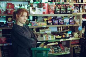 Daphne / Production shots by Agatha A. Nitecka