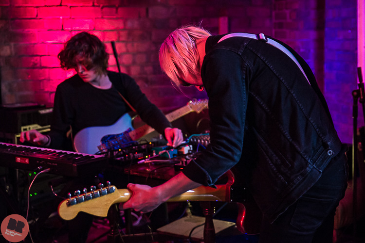 Mutes @ All Year Leaving 21.10.17 / Denise Wilson – Birmingham Review