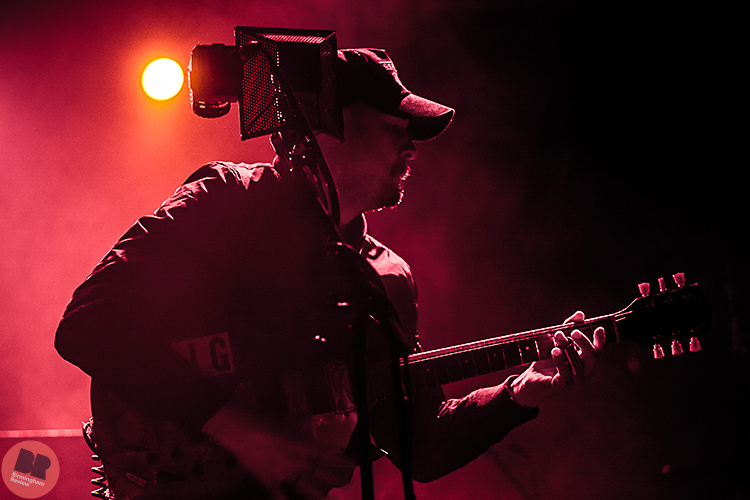 Restavrant – supporting Black Rebel Motorcycle Club @ O2 Academy 28.10.17 / Phil Drury – Birmingham Review
