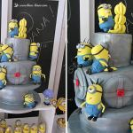 Banana Minion Birthday Party