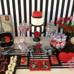 Parisian Love Affair Birthday Celebration