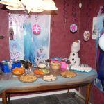 Frozen 7th Birthday Party