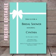 free-editable-tiffany-blue-invitation-bs036