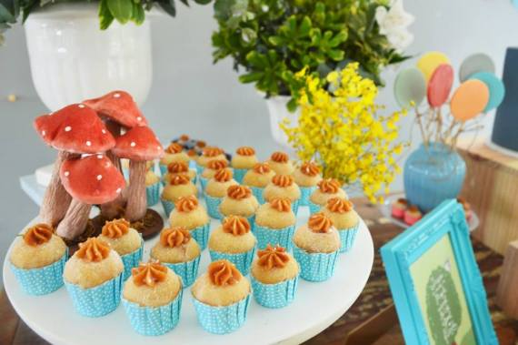 Colorful-Totoro-Birthday-Party-Snacks