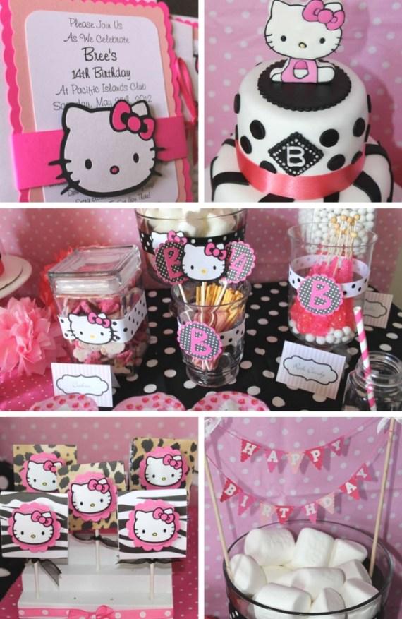 Hello Kitty Slumber Party