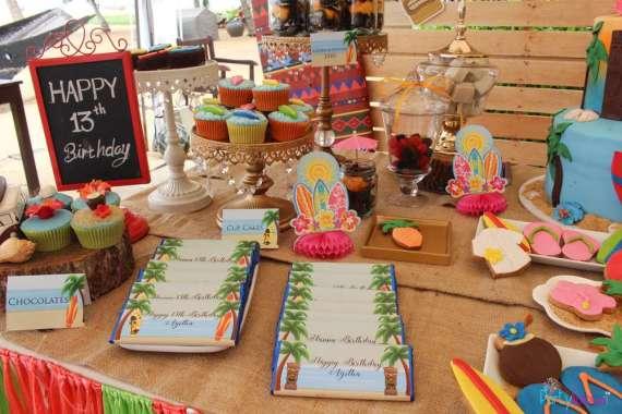 Tropical-Summer-Beach-Party-Snacks