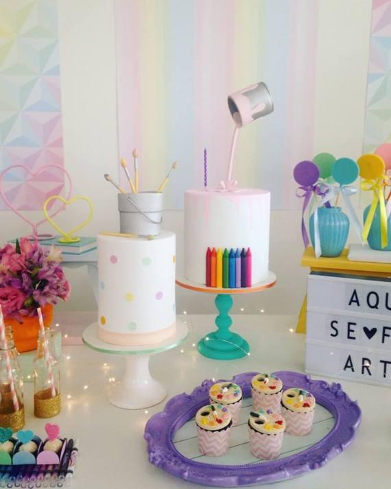 Artist Workshop Party