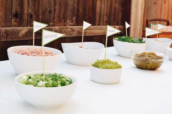 Palm-Springs-Inspired-Retro-Golf-Party-Food-Buffet