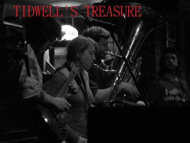 Tidwell's treasure