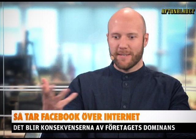 Fredrik Wass Aftonbladet TV