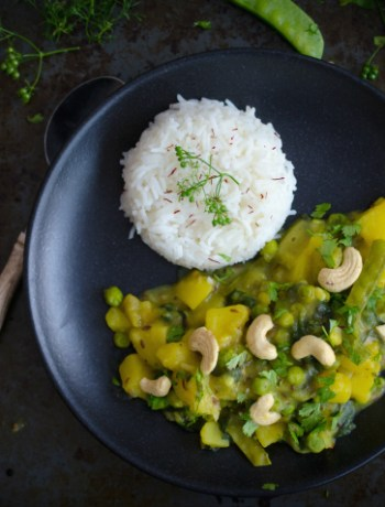 Rezept-Aloo-Matar-Palak-Curry