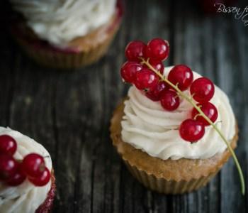 Vegane Johannisbeer Muffins