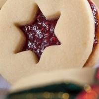 Traditional European Christmas Cookies