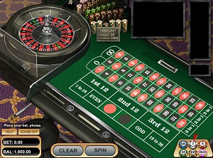 VIP Roulette at Betcoin Casino