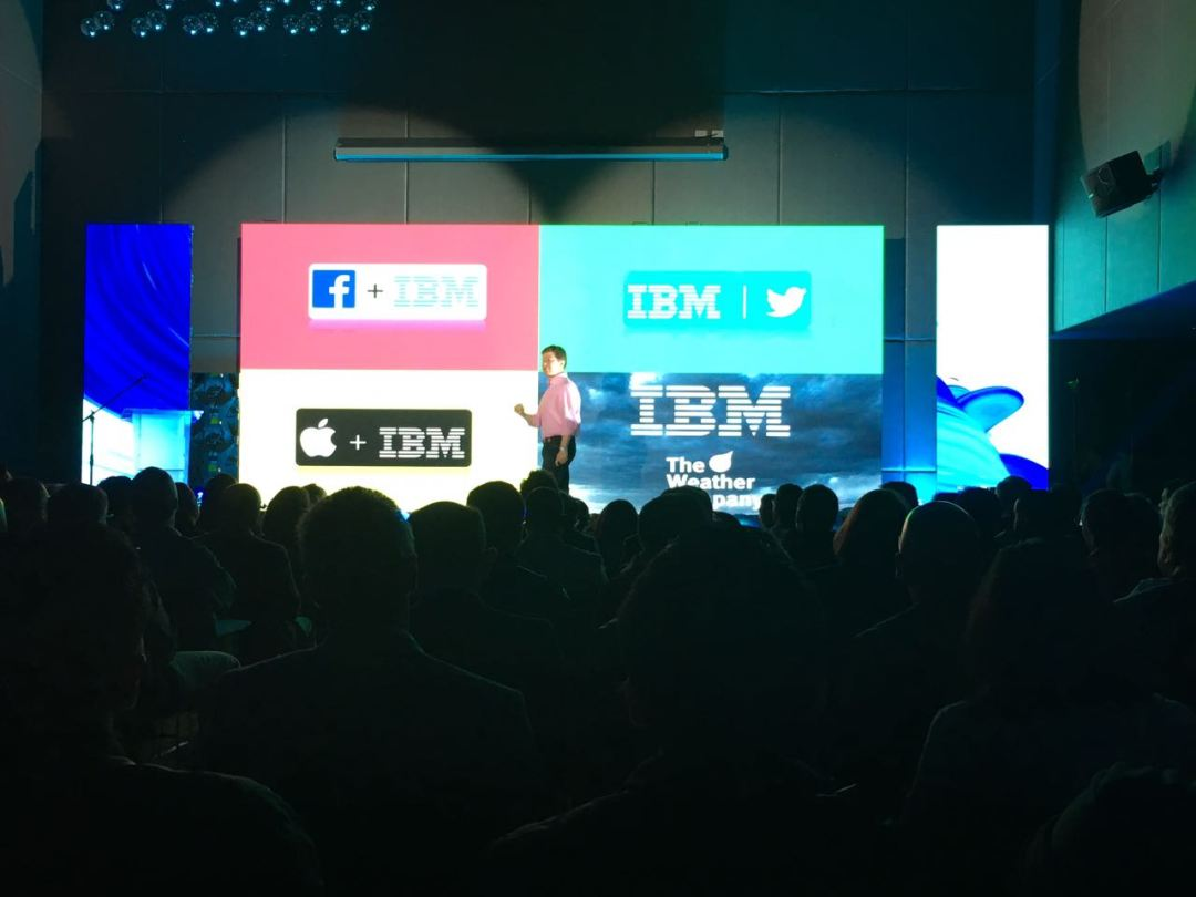 IBM Cloud Innovation Forum Bogota