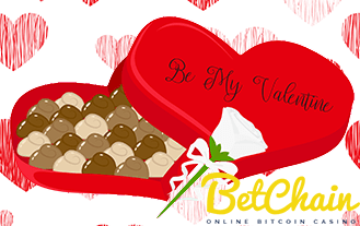 BetChain Is Sharing The Love On Valentine's Day