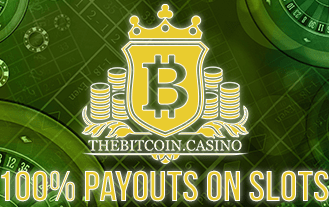 The Bitcoin Casino Offers 100% Pay Outs!