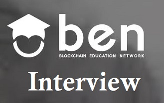 Interview With Federico Tenga Of BEN – Blockchain Education Network, Italy Chapter