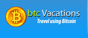 btcVacations – Bitcoin's First Full Service Online Travel Agency Opens For Business