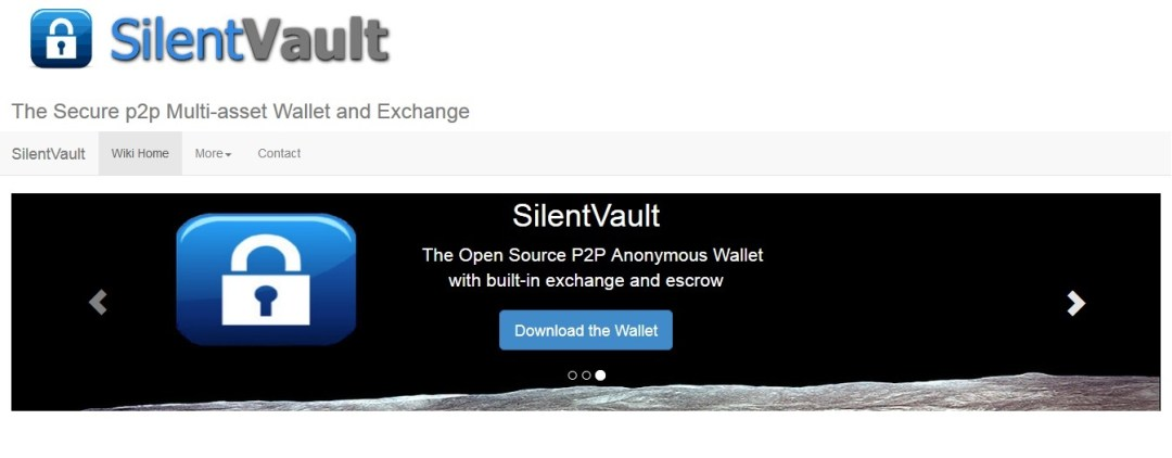 Silent Vault Screenshot