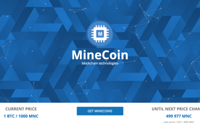 Minex Platform Opens Subscription of MineCoin Cryptocurrency