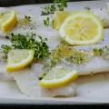 lemon drowned cod