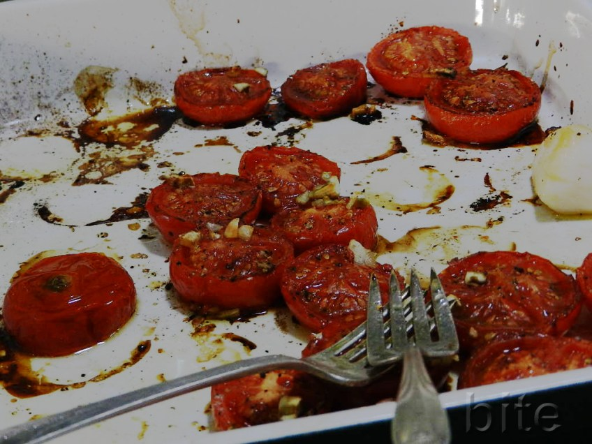 tomatoes roasted