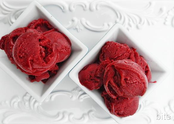 bumbleberry sorbet
