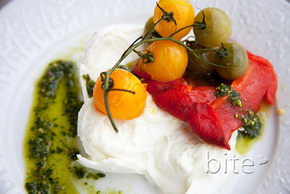 Caprese salad/insalata Caprese – matters not to me