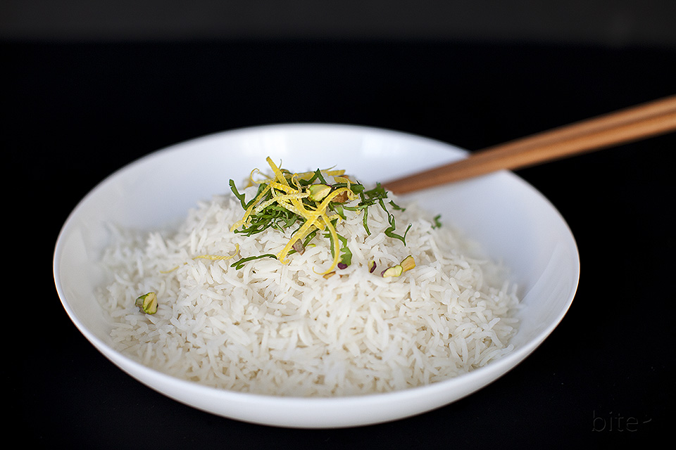 Perfect Steamed Rice Recipe — Dishmaps