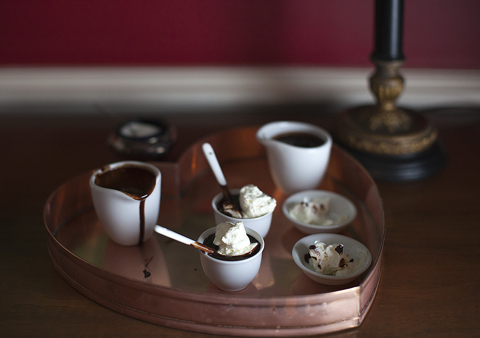 Angelina's hot chocolate recipe