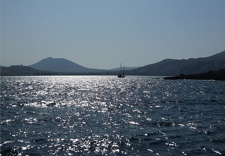 Greece – listening to Aphrodite