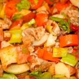Pork stew recipe