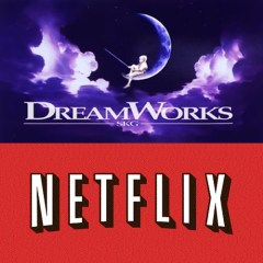 Netflix tendrá exclusiva de DreamWorks