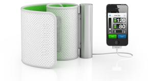 Withings presenta tensiómetro para dispositivos iOS