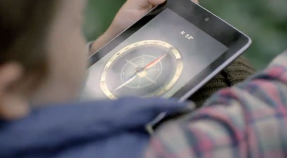 video nexus 7 Google lanza el primer anuncio en video de Nexus 7
