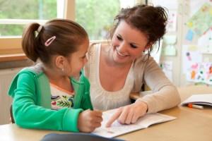 Teach reading skills