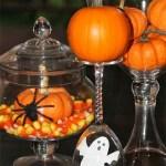 Mini-Pumpkin Inspired Decor