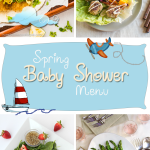 A Spring Baby Shower and KitchenAid Blender Giveaway!