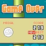 Fenomena Flappy Bird Kian Meledak, 600 Jutapun Diraup Setiap Harinya.